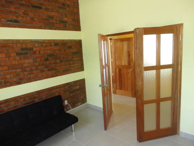 The 3rd bedroom/office