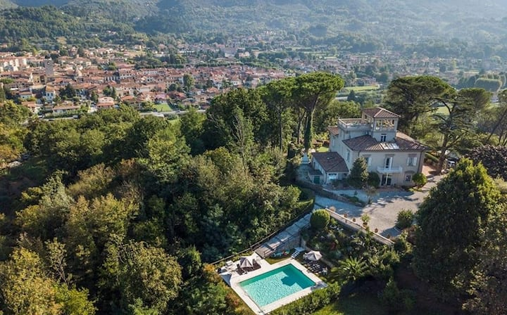 Villa Onirica - Wonderful w/ pool & panoramic view