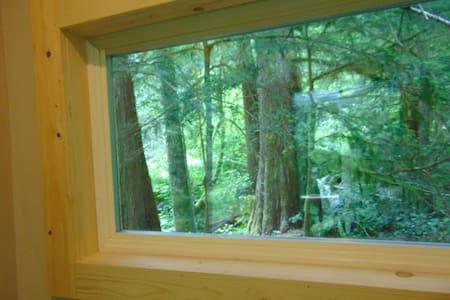 Sol duc mini cabin retreat - Cabane