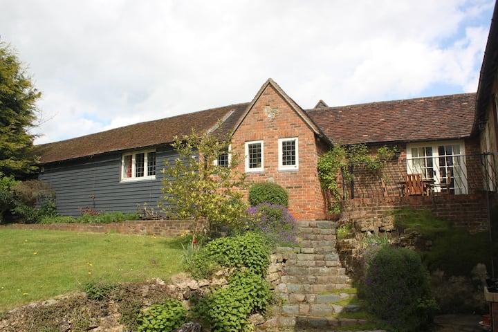 Luxury country stay near Edenbridge, Kent.