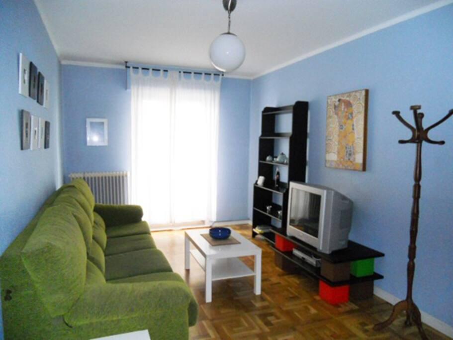 San fermin piso completo para 4 personas appartements - Pisos en burlada ...