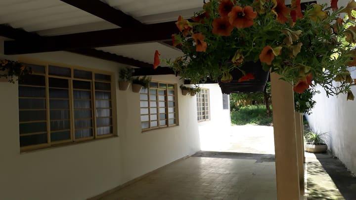 Casa de Roça na Cidade.A Country House in the City