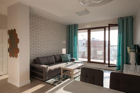 PB Apartamenty Szymanowskiego - Gdańsk - Huoneisto