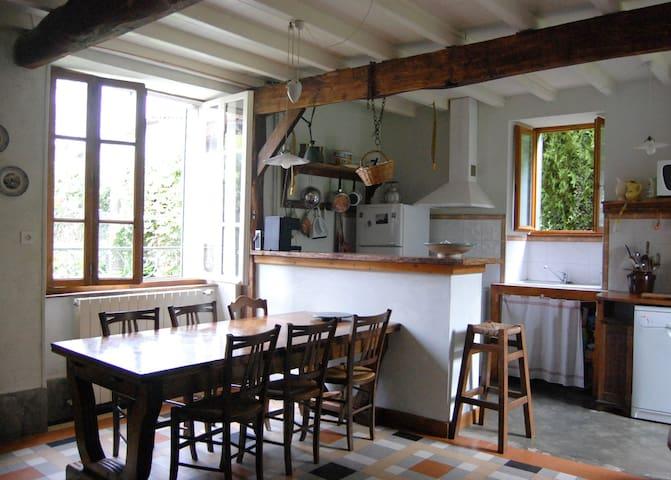 Jolie maison 1906 renovée - Arbon - บ้าน