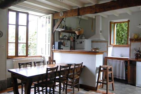 Jolie maison 1906 renovée - Arbon - Talo