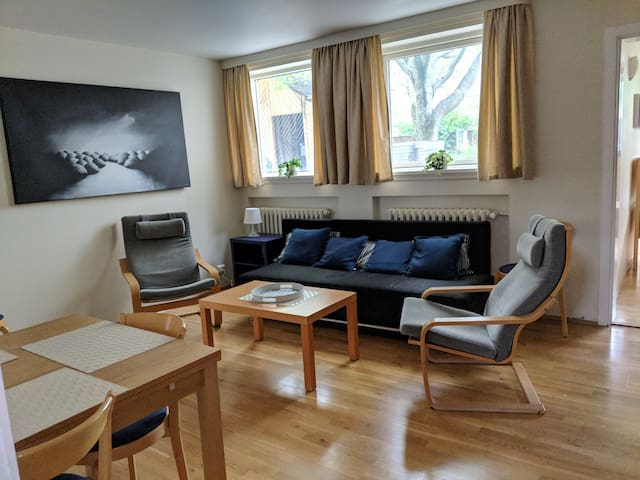 Beautiful seaside apartment in Reykjavik Central
