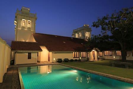 8 Bedroom Colonial Style Villa