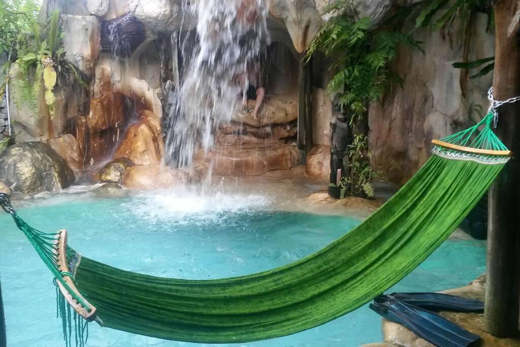 Waterfall l