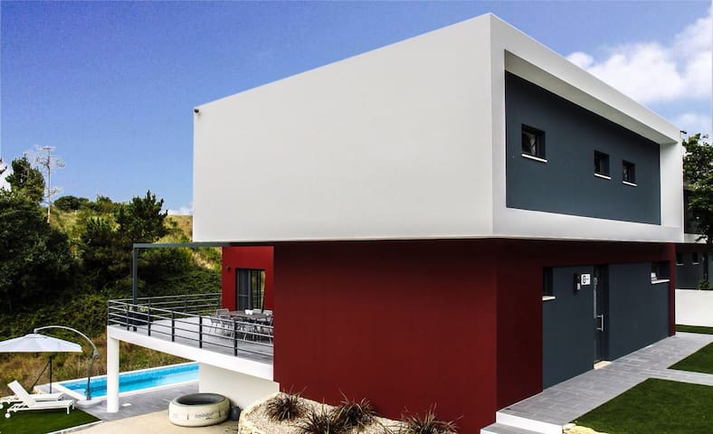 Luxe design villa Alcobaça, Nazaré, PORTUGAL