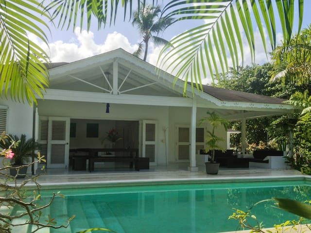 Tropical villa w/ a swimming pool - Las Terrenas - Villa