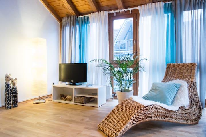 Altstadt Ferienwohnung Limburg - Limburg an der Lahn - Wohnung