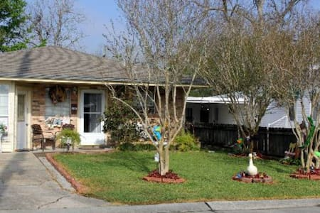Audrey's lil Cajun Mansion GOOG IT4 - Szoba reggelivel