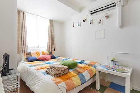 30min from Haneda airport Free WiFi - Apartment