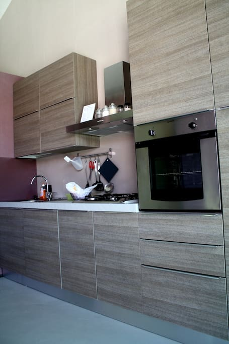 Loft1 cucina