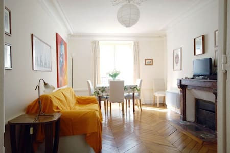BUDE8: 2 bedroom flat Ile St Louis
