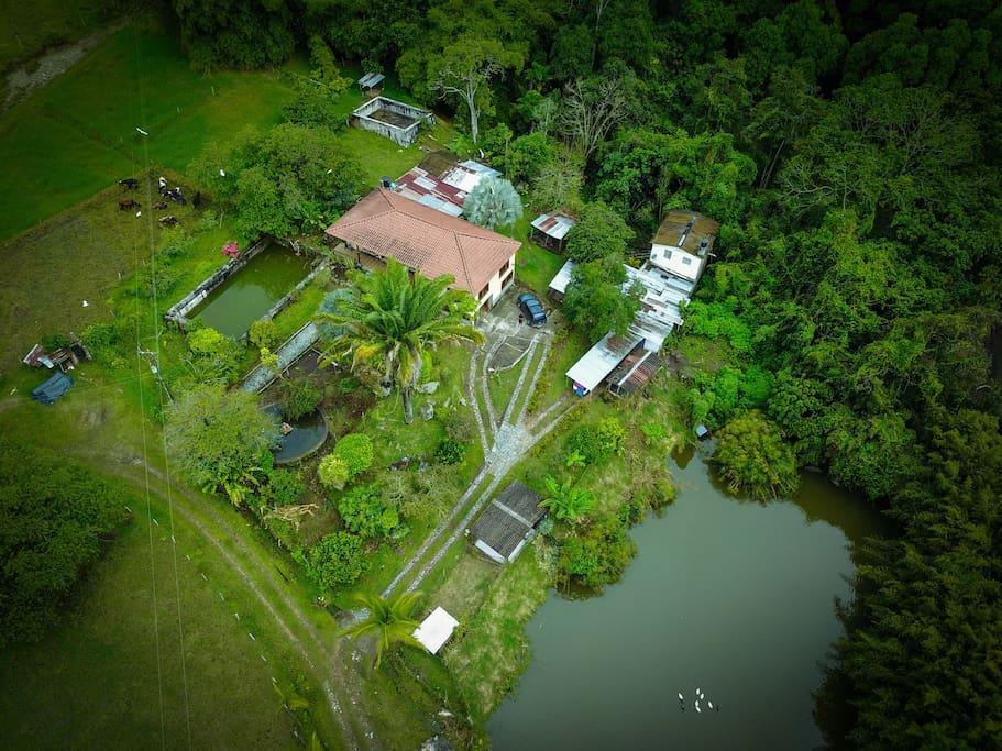 Casa Hacienda Jauja//Farmhouse Jauja