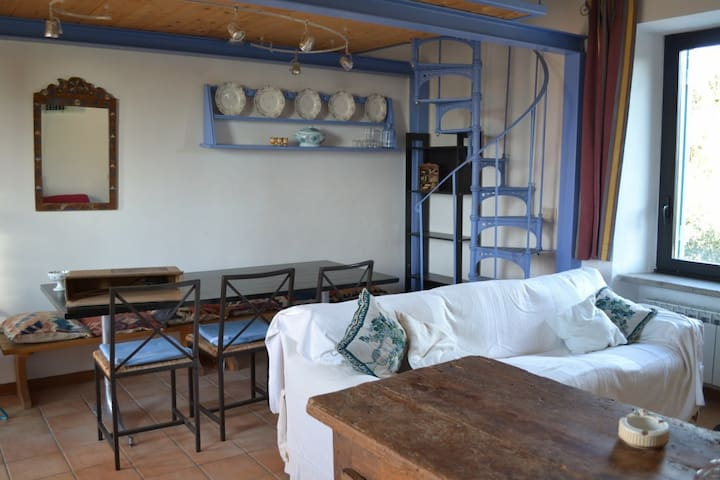 Casale Ferronio - Le Rondini Apt - Ponticelli - Huvila