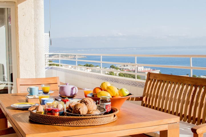 PET-FRIENDLY, EXCLUSIVE 3-BDR W AMAZING SEA VIEWS - Cas Català - Byt