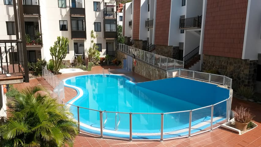 Nice apartament to enjoy the nature and the beach - Alajeró - Daire