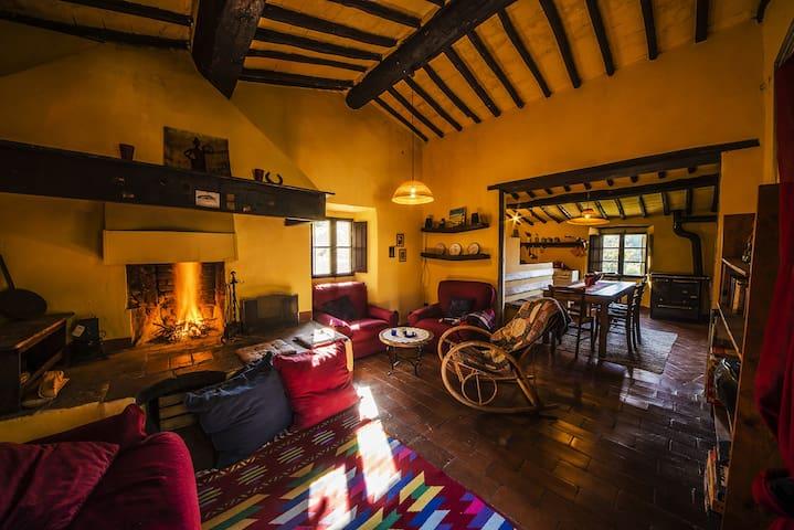 """Rifugio Avventura """"Bambi's Room"""" - Pian di Scò - Bed & Breakfast"""