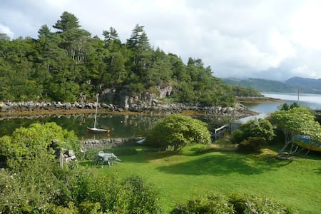 Waterfront cottage in Plockton - Plockton