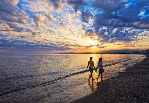 BEACH, SUN & RELAX ALGARROBO MÁLAGA