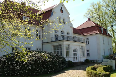 Great apartment at Schloss Badow  - Badow - Appartement