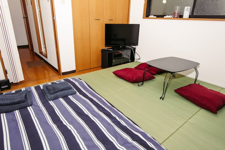 Uhome Funabashi Apartment 203