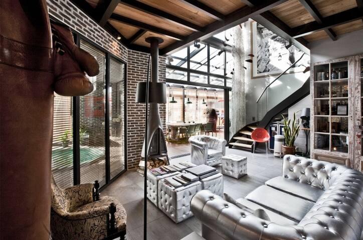 SweetHOME Lacroute&Buffet - Maison d'Hôtes & Spa - Asnières-sur-Oise - Bed & Breakfast