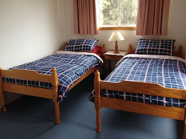 Single beds or bunks