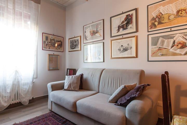 bellissimo alloggio centro storico  - Ravenna - House