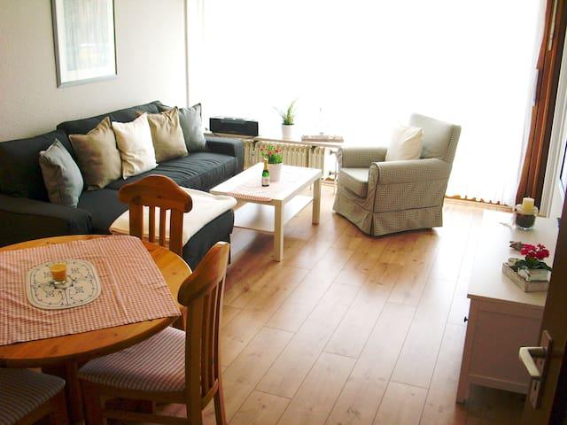 Fewo in Büsum in zentraler Lage - Büsum - Appartement