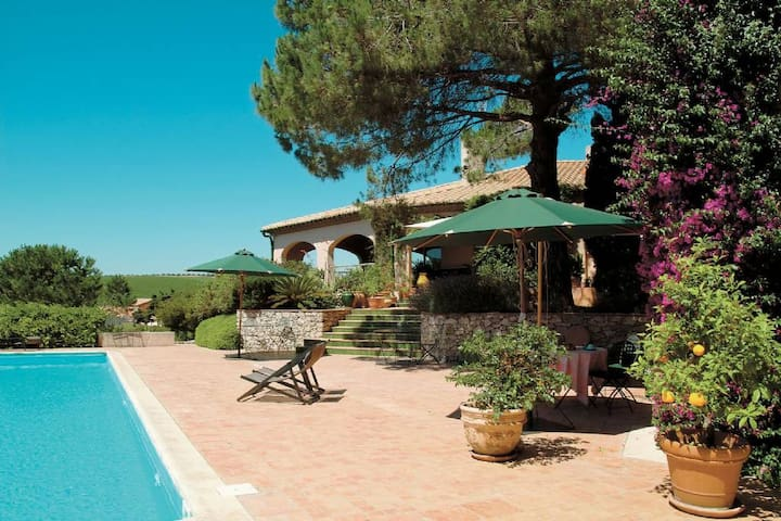 Bed and Breakfast - Mas du Soleilla - Narbonne Plage - Bed & Breakfast