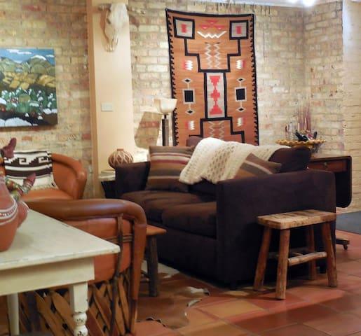 Cozy 1 BD Apartment in Evanston - Evanston - Wohnung