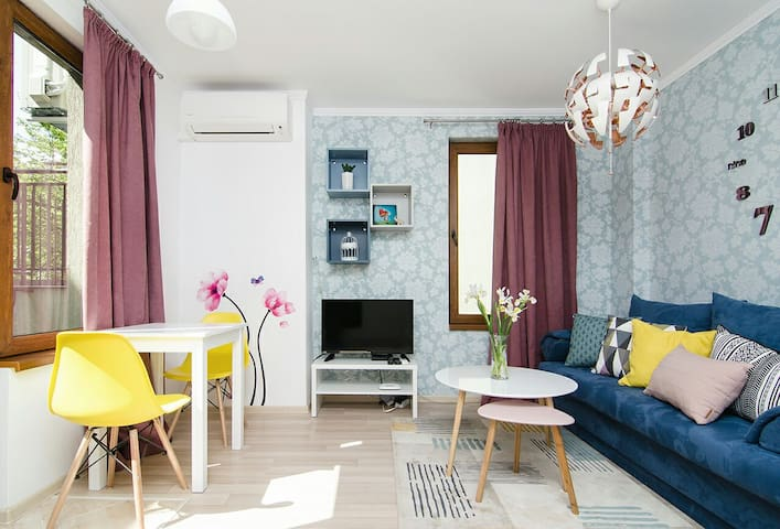 The Cozy Apartment in the heart of Varna