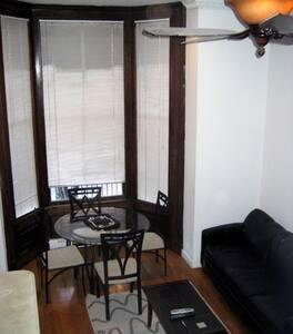 New Back Bay Bi-Level 2 BR 1.5 Bth - Boston - Apartment