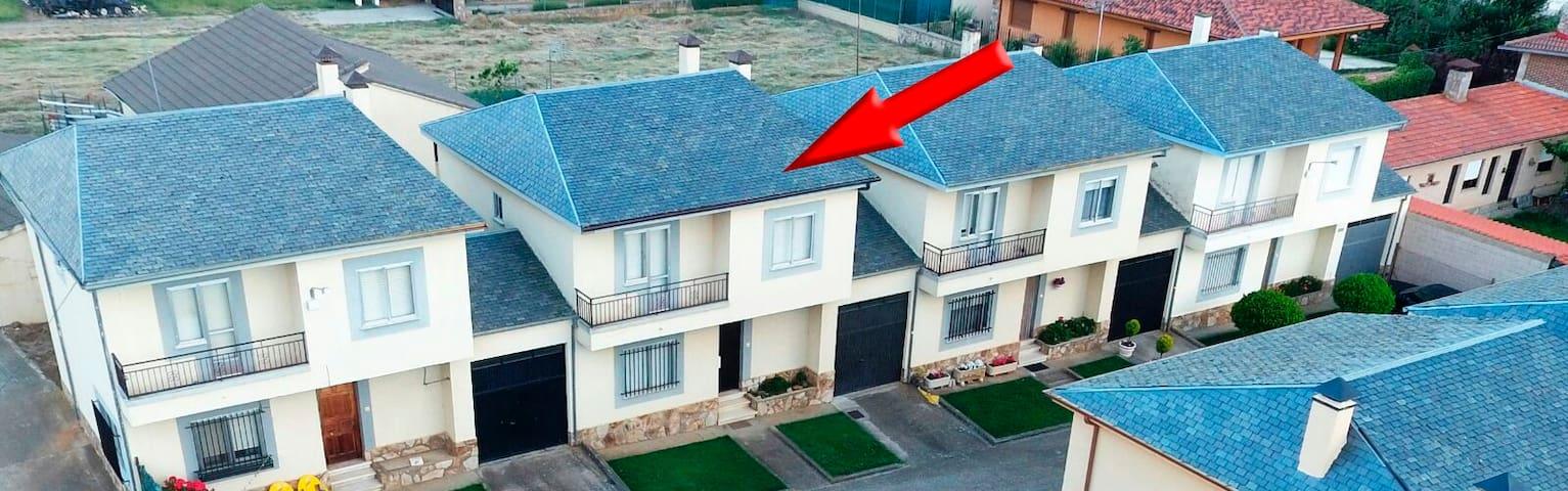 ALOJAMIENTO FAMA - Tábara - House