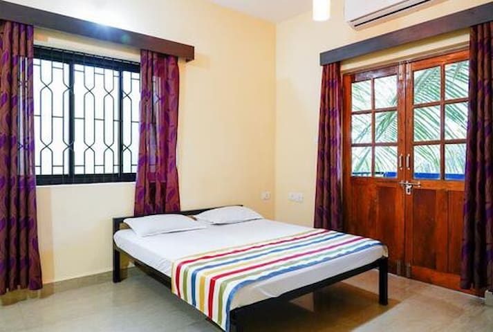 Perfect Home in Saligao Nr Calangute/Baga/Candolim