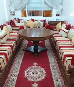 Salon marocain à partager.