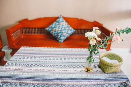 Cozy Air-con room between downtown & NimmanRd - Su Thep