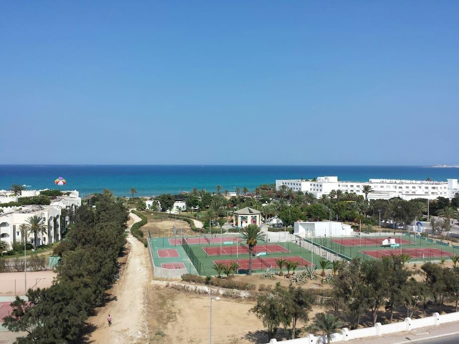 Appartement haut standing mahdia zone touristique - Residence haut standing vero beach ...