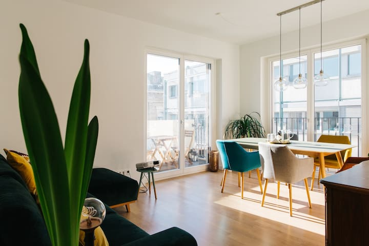 Cozy private room in the heart of Berlin-Mitte