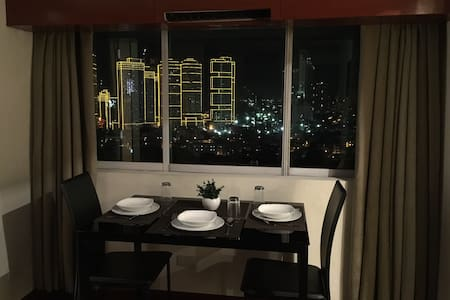 1 Big Junior Suite in the City Center EDSA Makati