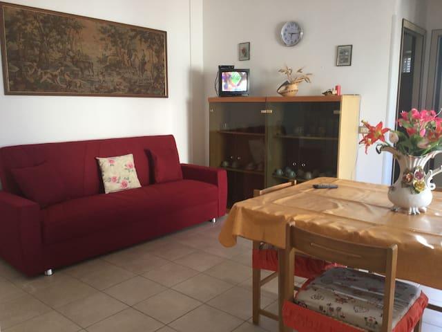 Casa con terrazzo a Lesina Marina - Lesina Marina - Appartement