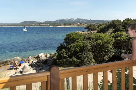 Pardise Suite Bay @ Isola dei Gabbiani - Palau