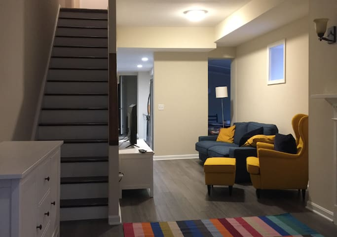 Newly renovated Downtown Baltimore furnished 5BR