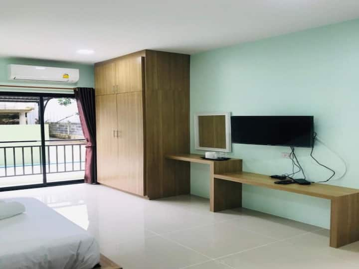 Standard Twin Room at B.O Best Residence