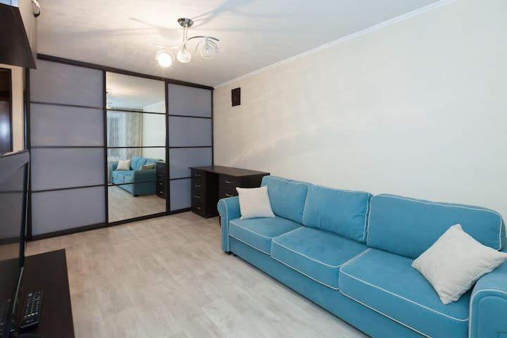 Уютная 1-комнатная квартира ЖД