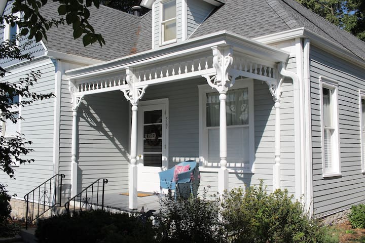 Historic Chevy Chase Victorian