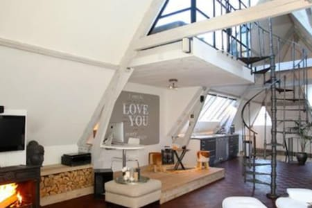 Exquisite Design Loft in city centre - Rotterdam